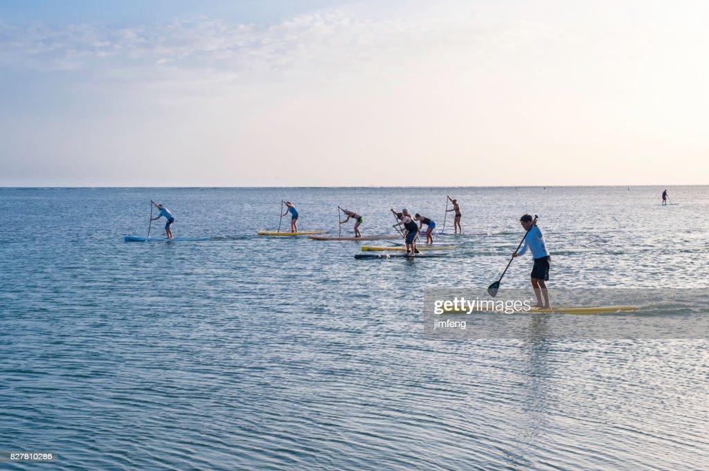 Maunalua Bay Beach Park : Stock Photo