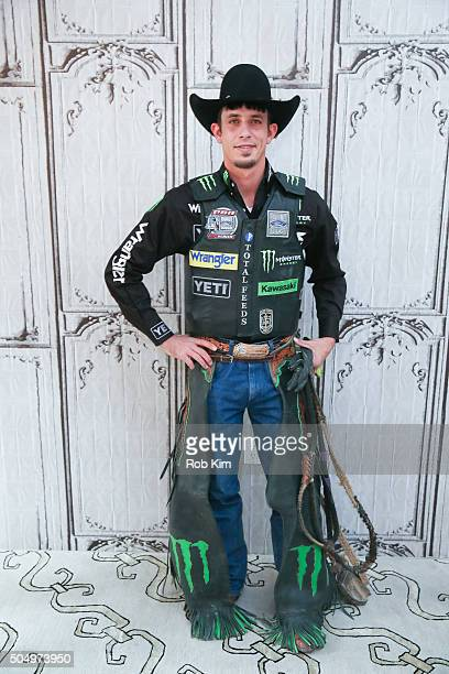 B Mauney attends AOL Build Speaker Series JB Mauney at AOL Studios In New York on January 14 2016 in New York City