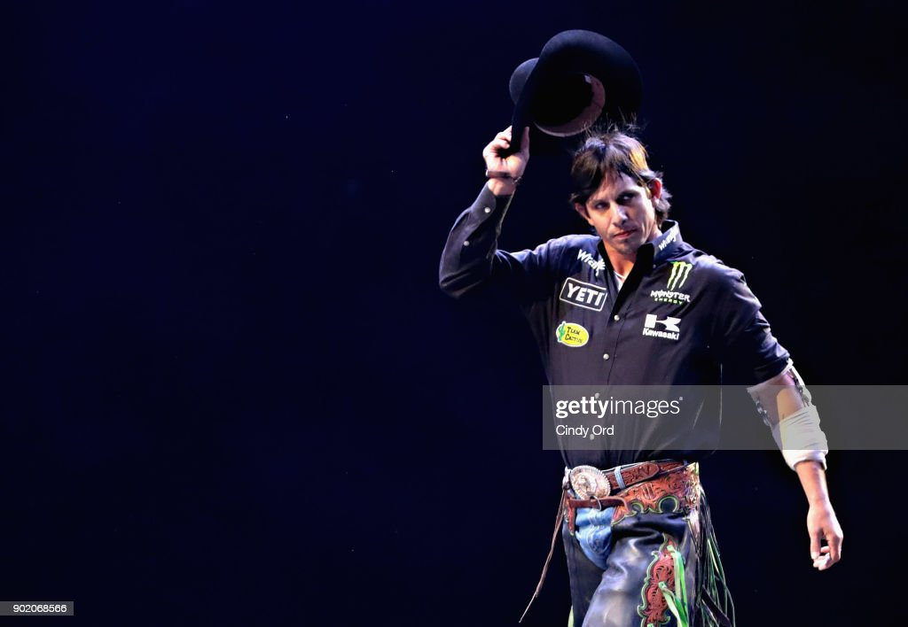 2018 Professional Bull Riders Monster Energy Buck Off At The Garden : News Photo