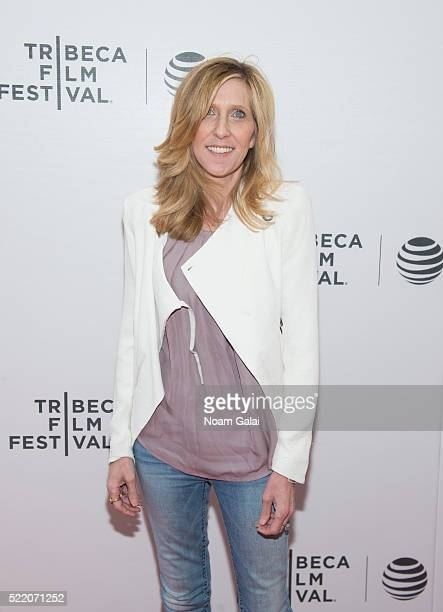 Maura Mandt attends the 'We Are' premiere during Tribeca Film Festival Shorts Past Imperfect at Regal Battery Park Cinemas on April 17 2016 in New...