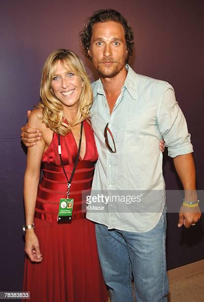 Maura Mandt senior coordinating producer of ESPY Awards show with Matthew McConaughey **Exclusive**