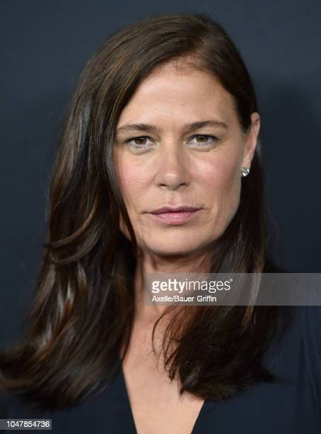 Maura Tierney attends Amazon Studios of Angeles Premiere of 'Beautiful Boy' at Samuel Goldwyn Theater on October 8 2018 in Beverly Hills California