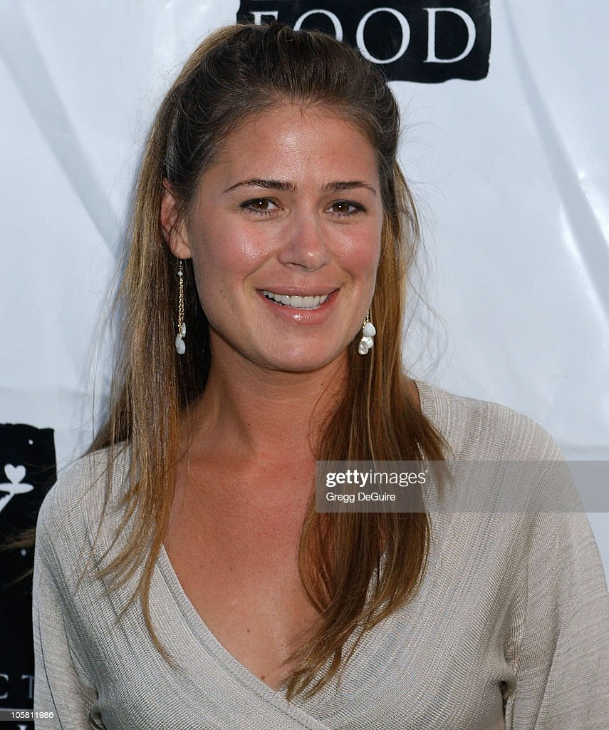 Maura Tierney during 11th Annual Angel Awards - Arrivals at Project Angel Food in Los Angeles, California, United States.