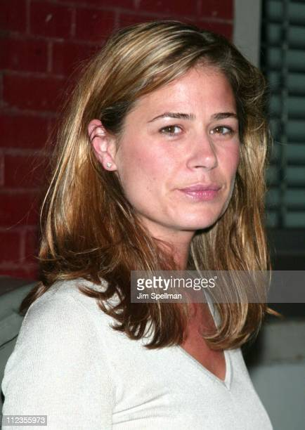 Maura Tierney during Entertainment Weekly's 1st Annual 'IT List' Party at Milk Studios in New York City New York United States