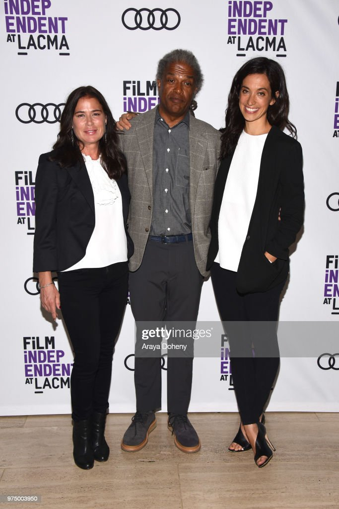"""Film Independent At LACMA Presents Screening And Q&A Of """"The Affair"""" : News Photo"""