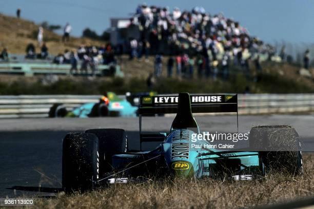 Maurício Gugelmin MarchJudd CG891 Grand Prix of Portugal Autodromo do Estoril 24 September 1989