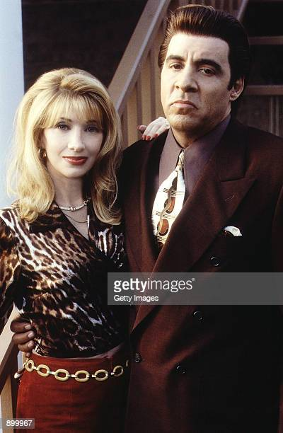 Maureen and Steven Van Zandt star as Gabriella and Silvio Dante in HBO's hit television series The Sopranos