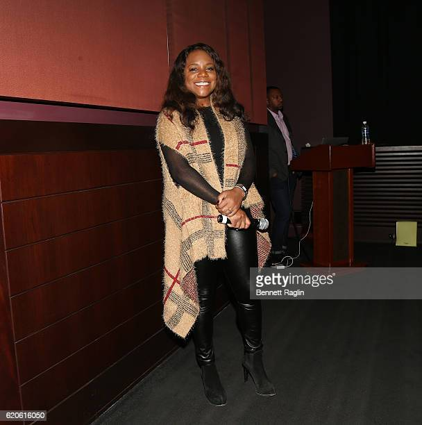 Maureen Carter VIce President Design UX attends the Inside BET's Evolution How The Network In Collaboration With RED Interactive Agency Overhauled...