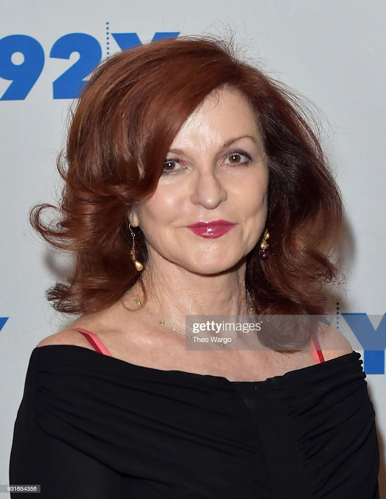 Maureen Dowd attends 92nd Street Y Presents: Christine Amanpour In Conversation With Maureen Dowd at 92nd Street Y on March 13, 2018 in New York City.