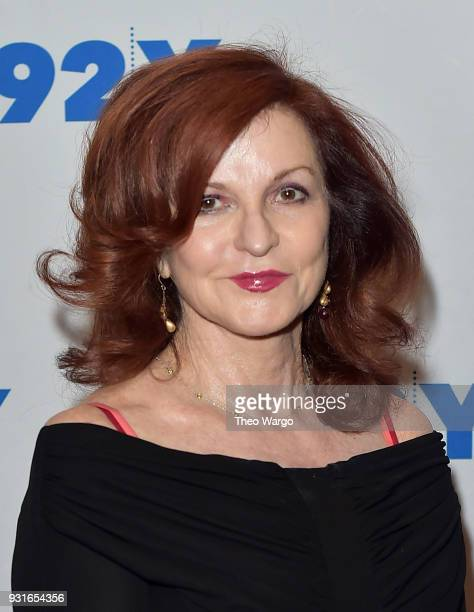 Maureen Dowd attends 92nd Street Y Presents Christine Amanpour In Conversation With Maureen Dowd at 92nd Street Y on March 13 2018 in New York City