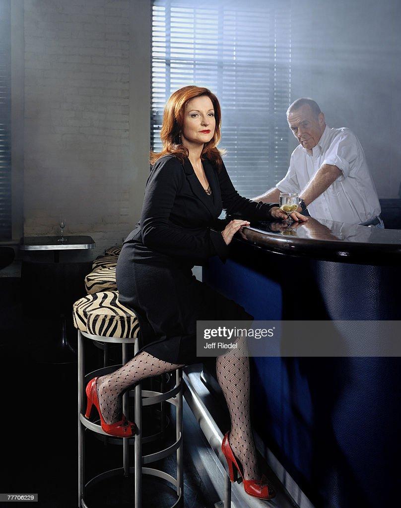 Maureen Dowd, New York Times Magazine, October 30, 2005 : News Photo