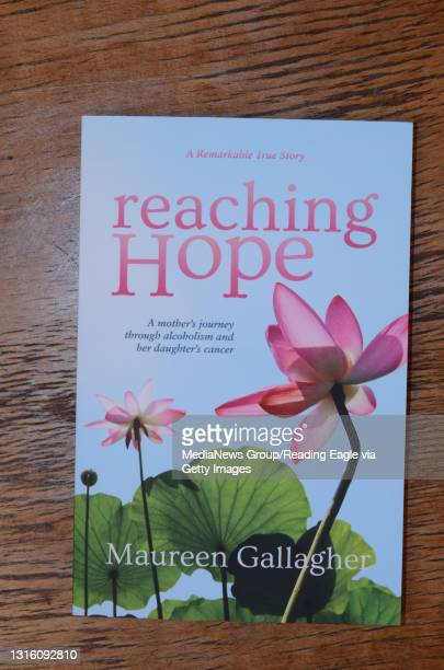 Maureen Gallagher Fey wrote a book called Reaching Hope, about her battle with alcoholism, and her daughter's fight with cancer.Photo by Ben...