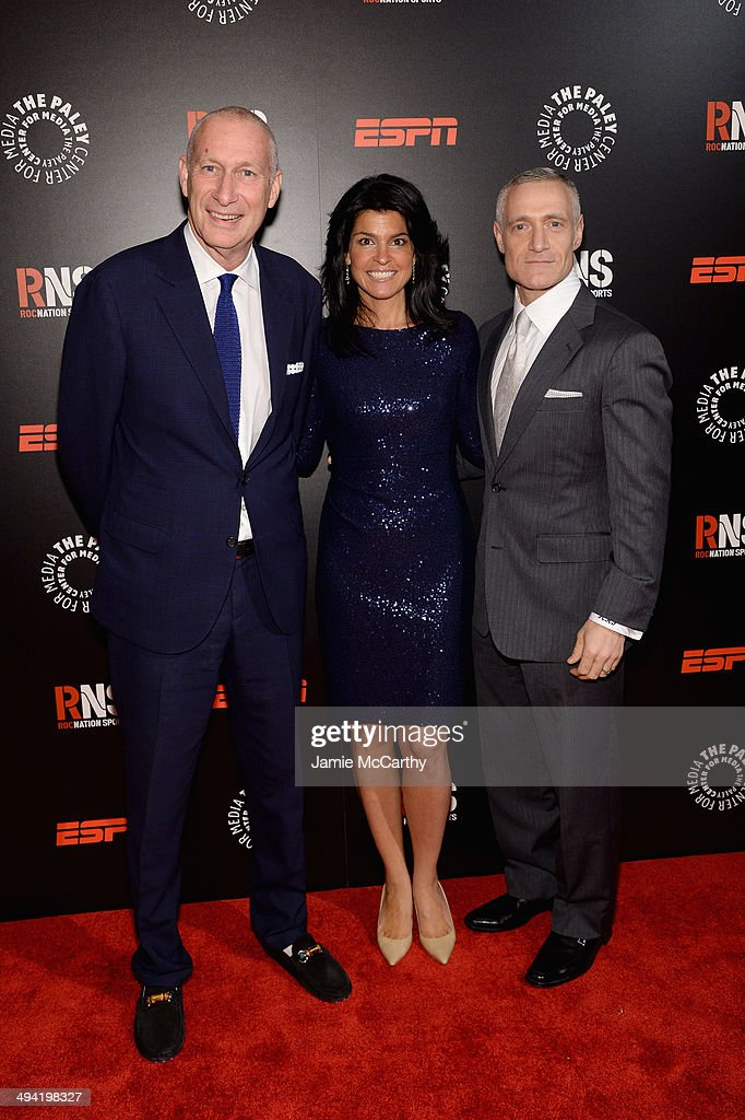Paley Prize Gala Honoring ESPN's 35th Anniversary Presented By Roc Nation Sports - Arrivals