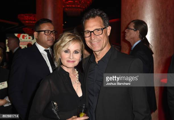 Maureen McCormick and her husband Michael Cummings attend Los Angeles LGBT Center's 48th Anniversary Gala Vanguard Awards at The Beverly Hilton Hotel...
