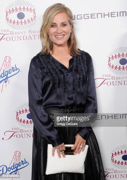 Maureen McCormick arrives at the annual Brent Shapiro Foundation For Alcohol and Drug Prevention Summer Spectacular at a Private Residence on...