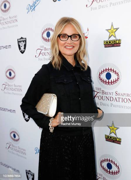 Maureen McCormick arrives at The Brent Shapiro Foundation Summer Spectacular at The Beverly Hilton Hotel on September 7 2018 in Beverly Hills...