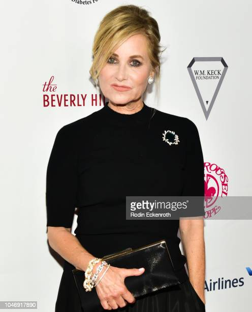 Maureen McCormick at the 2018 Carousel of Hope Ball at The Beverly Hilton Hotel on October 6 2018 in Beverly Hills California