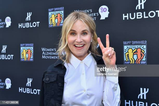 Maureen McCormick attends the 3rd Annual Best Buddies Mother's Day Celebration Featuring Title Sponsor Hublot at La Villa Contenta on May 11 2019 in...