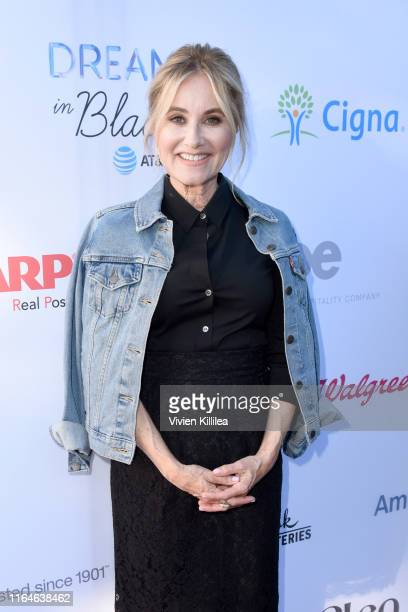 Maureen McCormick attends the HollyRod Foundation's 21st Annual DesignCare Gala on July 27 2019 in Malibu California