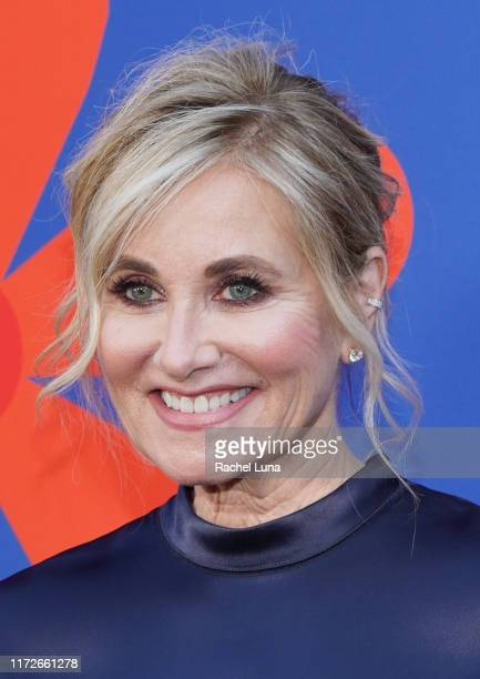 Maureen McCormick attends the premiere of HGTV's A Very Brady Renovation at The Garland Hotel on September 05 2019 in North Hollywood California