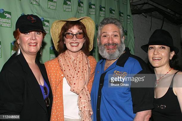 Maureen McGovern Joanna Gleason Harvey Fierstein and Bebe Neuwirth