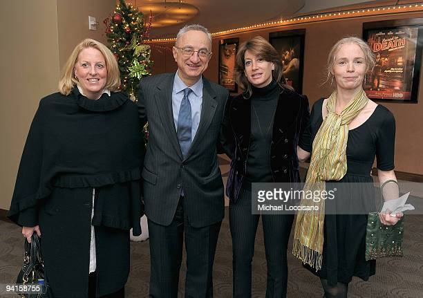 Maureen McGrath Antoine Bernheim wife Stacy Bernheim and The New York Center for Children Administrative Director Christine Crowther attend the HBO...