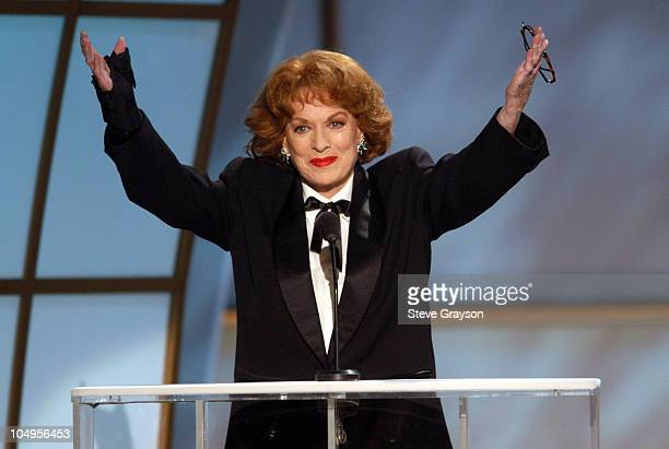 Maureen O'Hara presents Outstanding Male Actor in a Television Movie or Miniseries