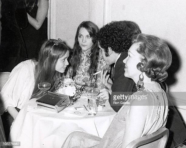 Maureen O'Sullivan, Stephanie Farrow, Tisa Farrow, & Douglas Chapin