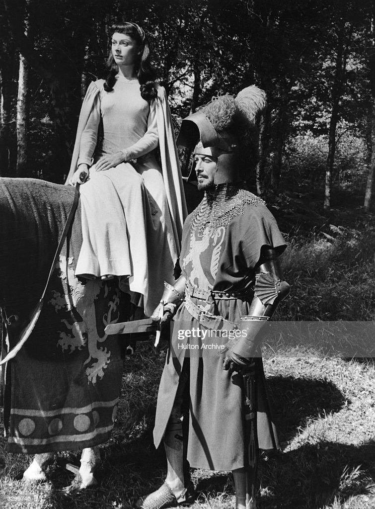 Sir Lancelot : News Photo