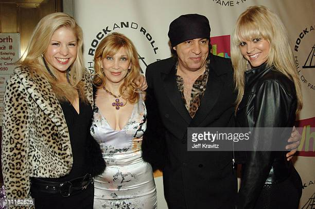 Maureen Van Zandt Steven Van Zandt presenter and guests