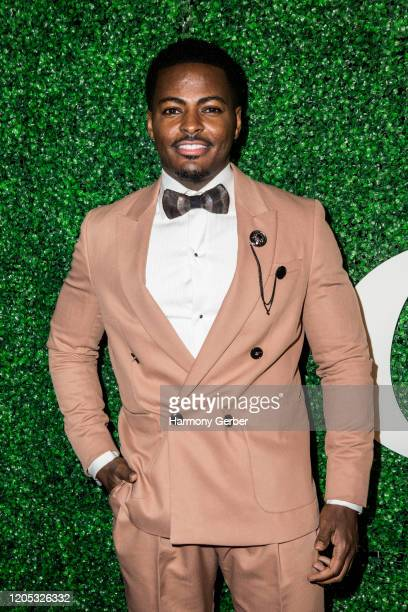 Maurice Antonio attends the 3rd Annual Griot Gala Oscars After Party 2020 Hosted By Michael K. Williams at Ocean Prime on February 09, 2020 in...