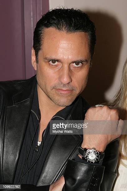 Maurice Benard during 33rd Annual Daytime Emmy Awards Gift Suite Day 1 in Los Angeles California United States