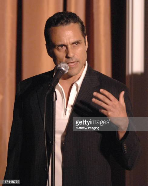 Maurice Benard during The 11th Annual PRISM Awards Award Ceremony at Beverly Hills Hotel in Beverly Hills California United States