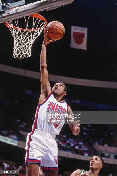 Maurice Cheeks of the Milwaukee Bucks shoots against the New Jersey Nets  during a game played 9c4327b91