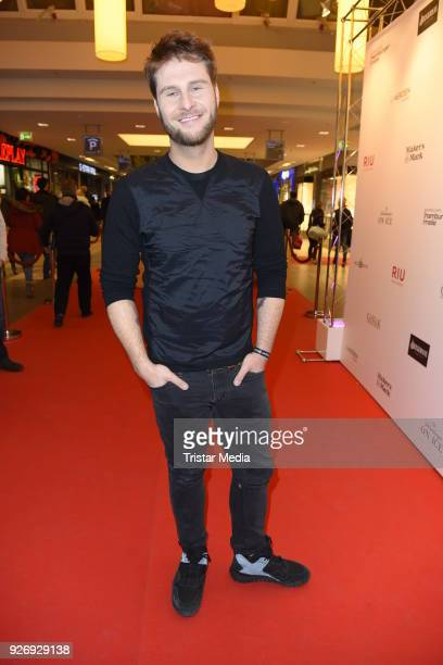 Maurice Gajda during the VIP Late Night Shopping Party on March 3 2018 in Hamburg Germany