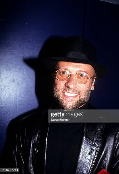 Maurice Gibb of the Bee Gees at Club USA New York 1994