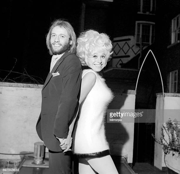 Maurice Gibb of the Bee Gees, who is 20, will be playing her third husband, a jockey who won the 1910 Derby. The musical will open at the Greenwich...