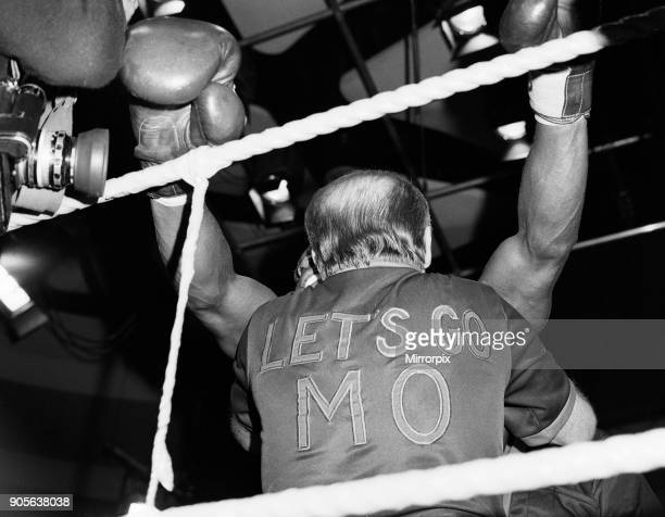 Maurice Hope v Rocky Mattioli . WBC World Super Welterweight Title at Conference Centre, Wembley, London, United Kingdom. Hope won by TKO in round 11...
