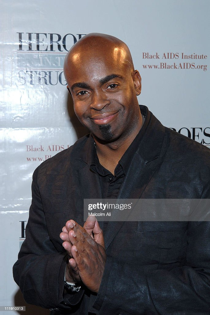 Maurice Jamal during The Black AIDS Institute 6th Annual Heroes in the Struggle Gala at Director's Guild in Los Angeles, California, United States.