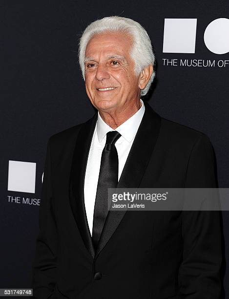 Maurice Marciano attends the 2016 MOCA Gala at The Geffen Contemporary at MOCA on May 14 2016 in Los Angeles California