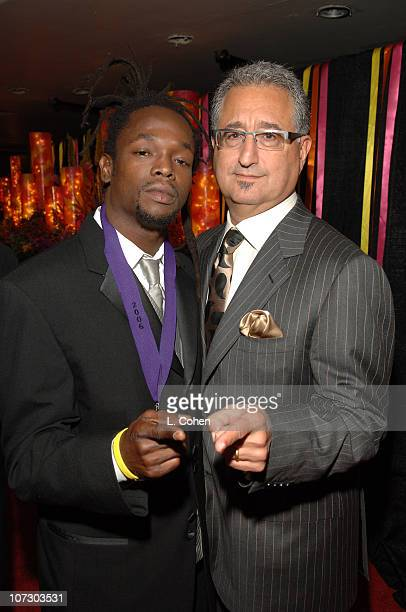 Maurice Marshall and Del Bryant President and CEO of BMI