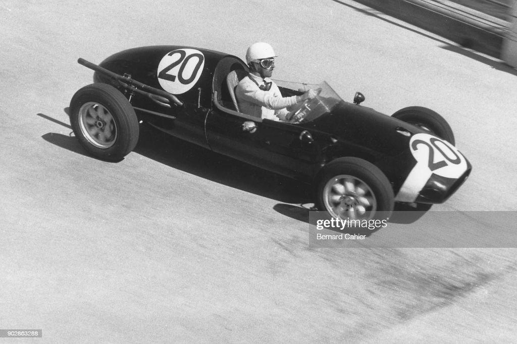 Maurice Trintignant, Grand Prix Of Monaco : Fotografía de noticias