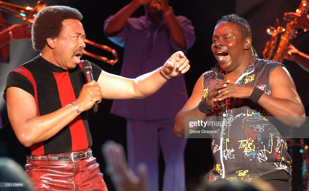 Earth Wind & Fire In Concert  At The Greek Theater