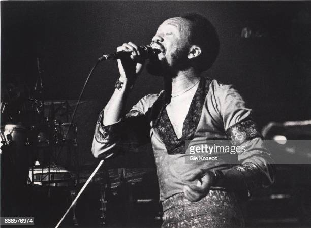 Maurice White Earth Wind and Fire Vorst Nationaal Brussels Belgium