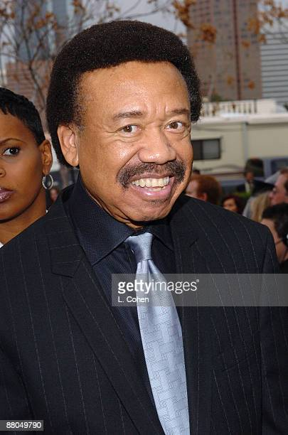 Maurice White of Earth Wind and Fire Photo by L Cohen/WireImage for The Recording Academy