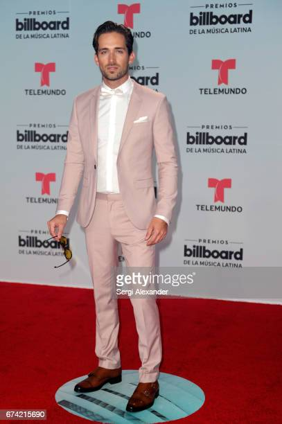 Mauricio Henao attends the Billboard Latin Music Awards at Watsco Center on April 27 2017 in Coral Gables Florida