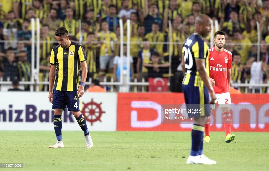 Ghana's Andre Ayew and Fenerbahçe eliminated from the UEFA Champions League