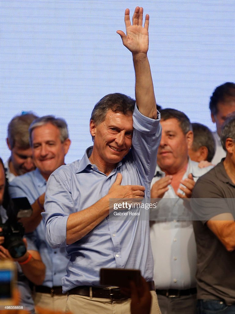 Presidential Ballotage in Argentina