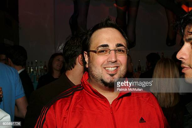 Mauricio Padilha attends AMANDA LEPORE DOLL After Party at Happy Valley on April 11 2006 in New York City