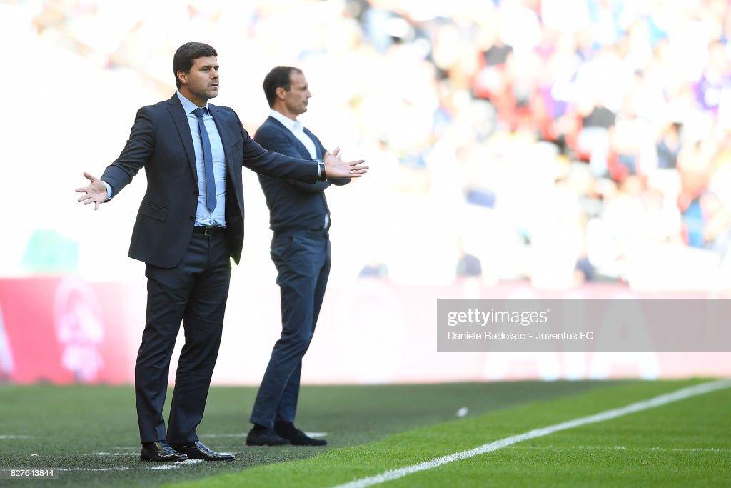 Tottenham Hotspur v Juventus - Pre-Season Friendly : News Photo